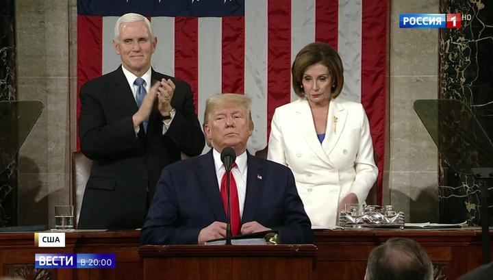 Великое возвращение Америки: Трамп обратился к нации