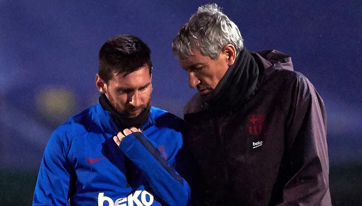 """Месси может уйти из """"Барселоны"""". Аргентинец разозлен ситуацией вокруг клуба"""