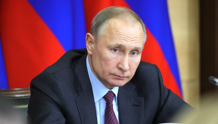 Путин рассказал, что у него не самая большая зарплата в стране