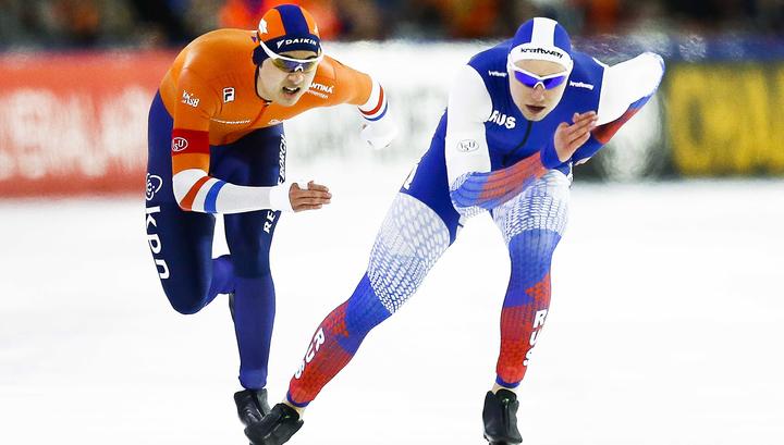 В США стартует чемпионат мира по конькобежному спорту