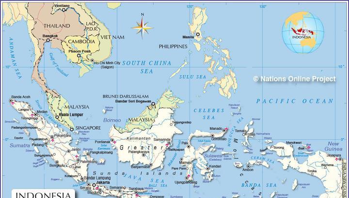 "Индонезия предложила ""Росатому"" площадку под строительство АЭС"