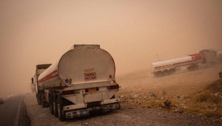 Курды продают США контрабандную нефть?