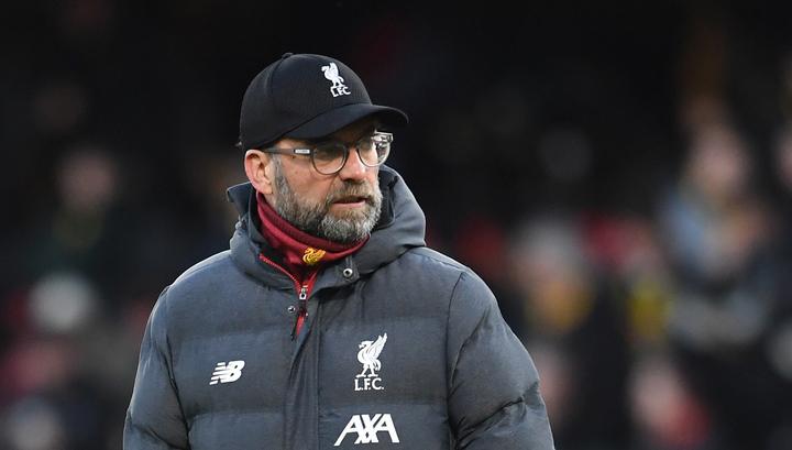 """Тренер """"Ливерпуля"""" Клопп: в последних играх мы пропускаем слишком много мячей"""