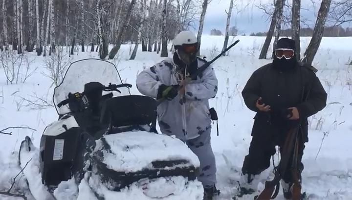 Браконьеры жестоко избили поймавшего их егеря в Челябинской области