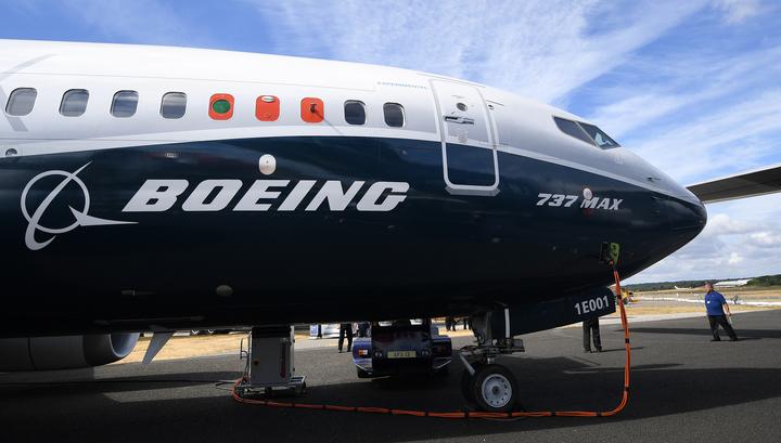 Акции Boeing упали на фоне коронавируса и проблем с 737 MAX