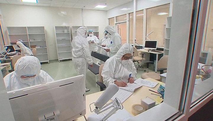 Песков: Россия далека от эпидемии коронавируса
