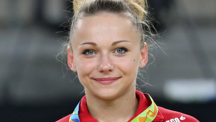 Российская гимнастка Мария Пасека взяла паузу в карьере