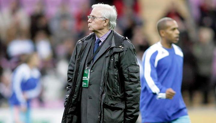 Умер бывший тренер сборной Франции по футболу Идальго