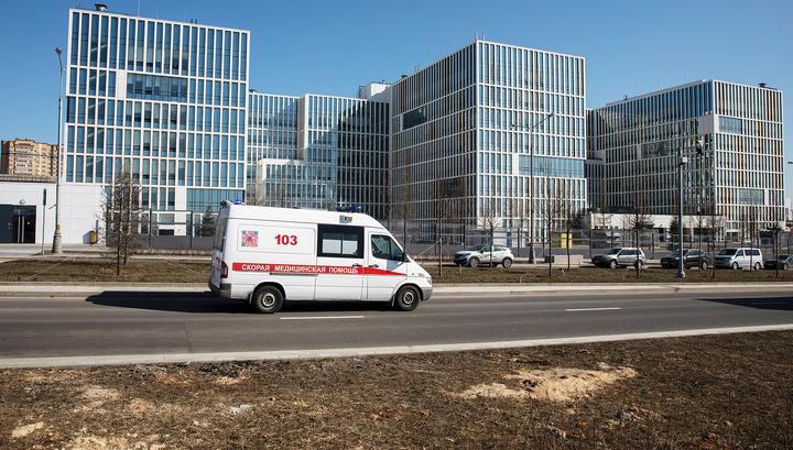 Проценко: с мешками для трупов, найденными рядом с больницей, разбирается полиция