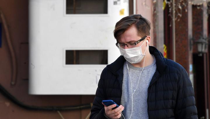 COVID-19 в Москве: треть новых заболевших - молодые люди