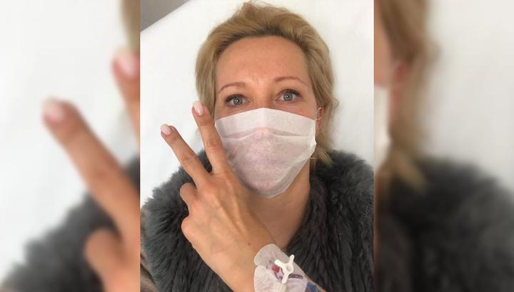 Загибалась от боли и теряла сознание: Лазареву госпитализировали в Испании