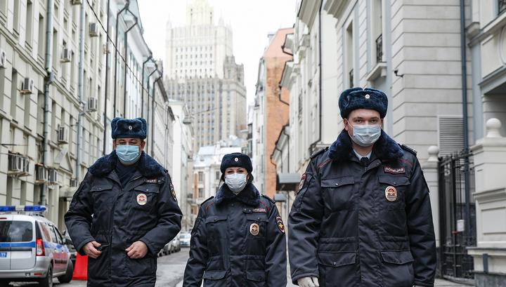 ГУ МВД по Москве подтвердило, что журналистам цифровые пропуска не нужны
