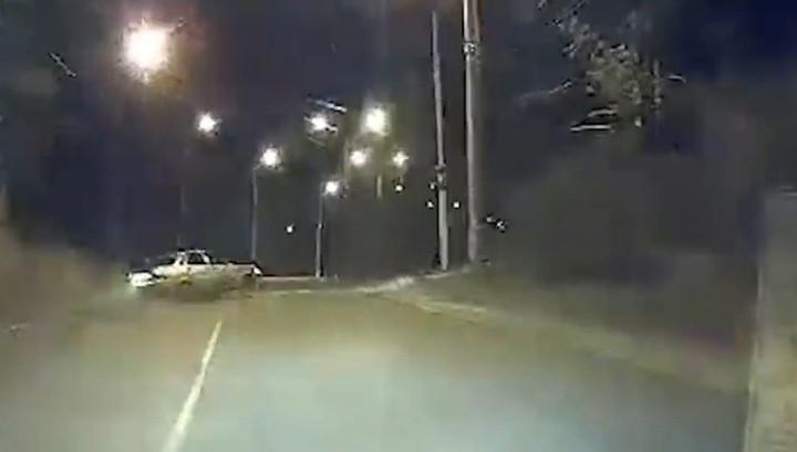 Погоня за водителем без прав кончилась смертельной аварией