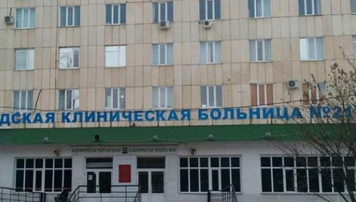 Еще одна уфимская больница закрылась из-за коронавируса