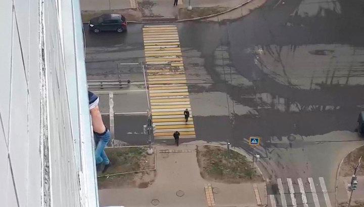 В Москве любитель селфи нарушил режим самоизоляции и едва не погиб