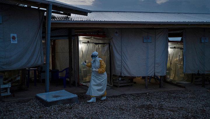 В Конго пациент, зараженный лихорадкой Эбола, сбежал из медицинского центра