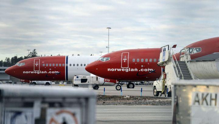 Владельцы Norwegian Air утвердили план реструктуризации компании