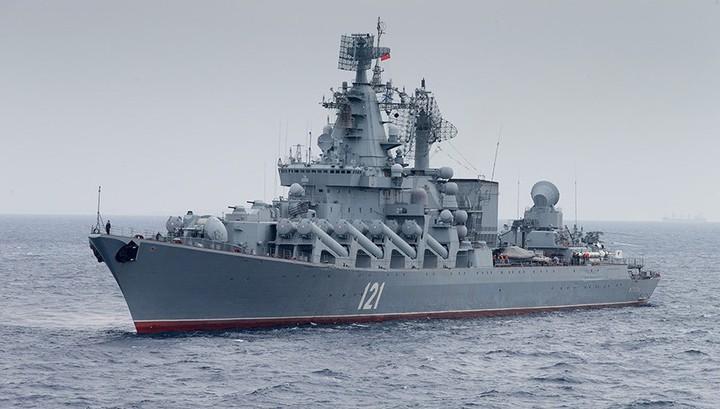 Флагман Черноморского флота вернется на службу 26 июня