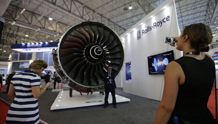 Rolls-Royce сократит 9 тысяч рабочих мест