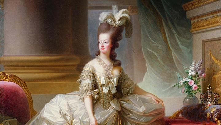 Личные вещи королевы Марии Антуанетты ушли с молотка