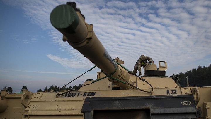 В США объяснили, почему Россия должна опасаться вторжения НАТО