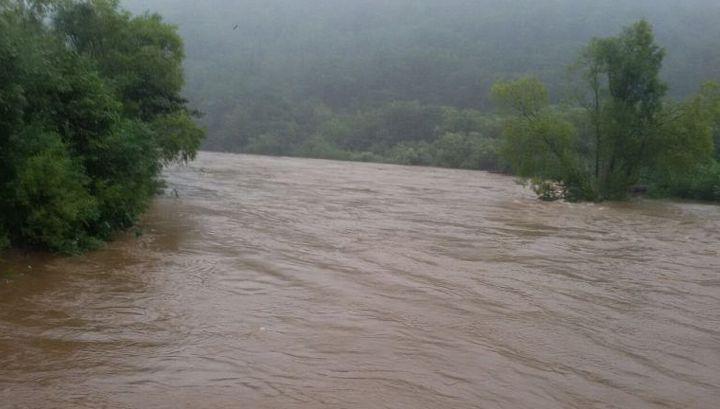 В Приморье два села оказались под угрозой подтопления из-за паводка