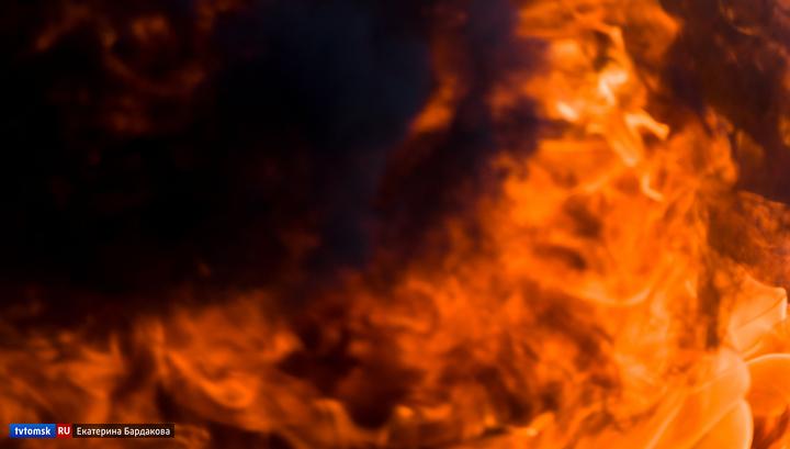 В пяти районах Томской области введен особый противопожарный режим