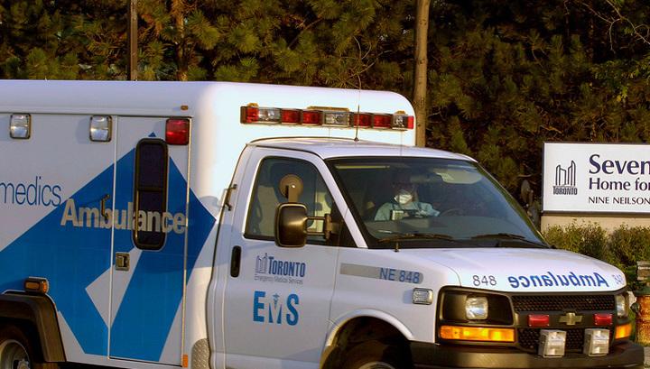 Во время ЧП с фургоном в Торонто пострадала пенсионерка из России
