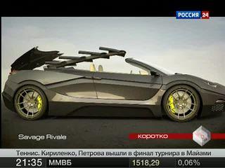 АвтоВести. Эфир от 31.03.2012