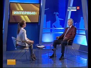 «ВЕСТИ. Интервью — Новые форматы банковских услуг» эфир от 21.02.18