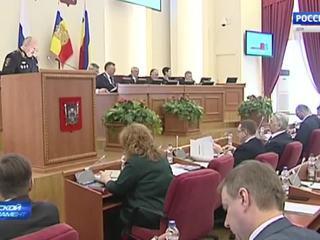 «Донской парламент» эфир от 24.02.18