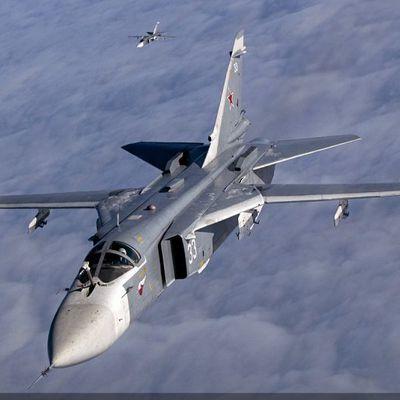 Из Сирии вернулась часть российских бомбардировщиков