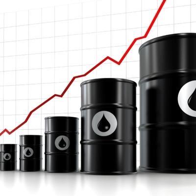 Стоимость нефти Брент поднялась выше 59 долл за баррель впервые с 29 января