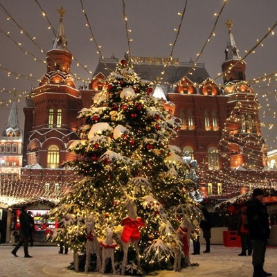 С 13-го декабря по 12-е января в столице пройдет фестиваль