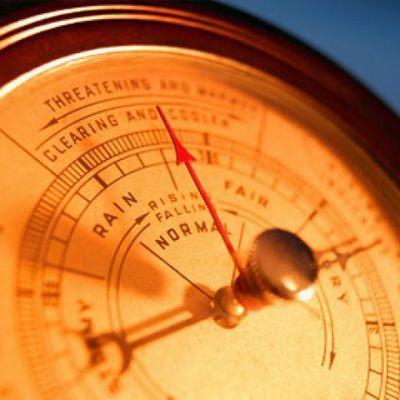 Москвичей предупредили о высоком атмосферном давлении до конца недели