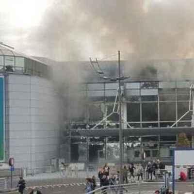 Очередной выброс токсичных веществ в атмосферу произошел в Брюсселе