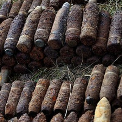 На севере Москвы найдены боеприпасы времён ВОВ