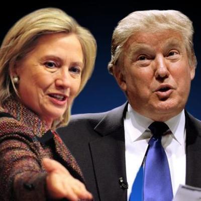 Трамп ответил на заявления Хиллари Клинтон в