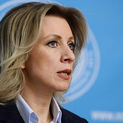 Мария Захарова пошутила, что заявления США пишут популярные американские комики