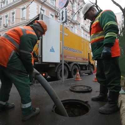 Коммунальные службы Москвы работают в режиме повышенной готовности из-за непогоды