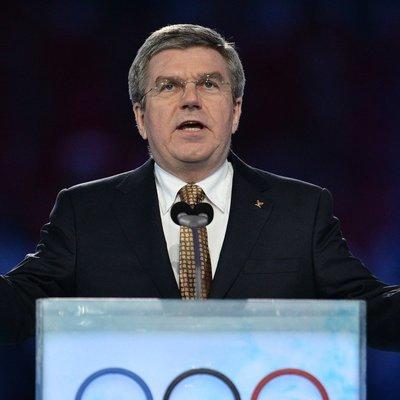 Томас Бах считает, что Олимпийские игры должны быть выше политических разногласий