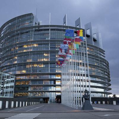 Европарламент ограбили
