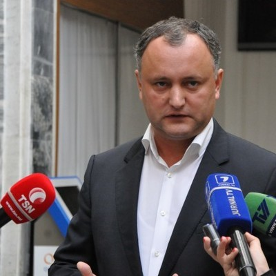 Суд Молдавии временно отстранил президента Игоря Додона от исполнения обязанностей