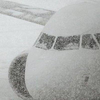 Столичные аэропорты работают в штатном режиме, несмотря на снег и гололед