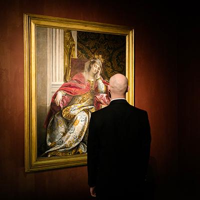 Третьяковка начала сегодня продажу очередной партии билетов на выставку Пинакотеки Ватикана
