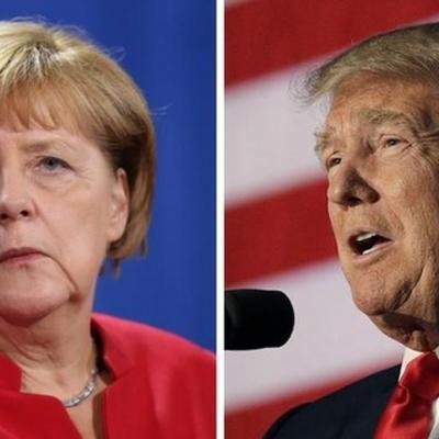 Ангела Меркель раскритиковала Дональда Трампа за его заявление о