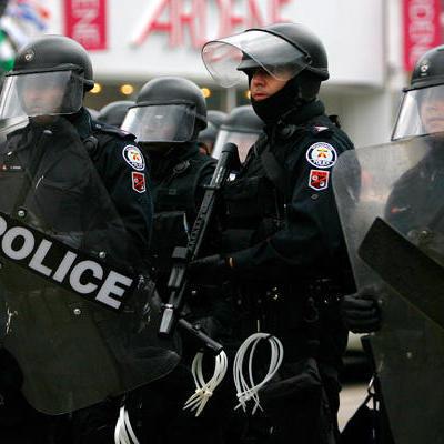 Канадская полиция задержала мужчину, который проник на территорию премьер-министра страны