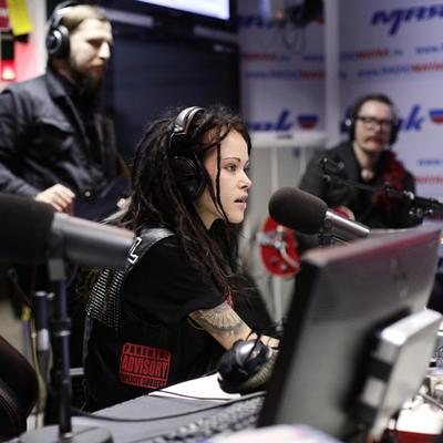 Дария Ставрович и группа