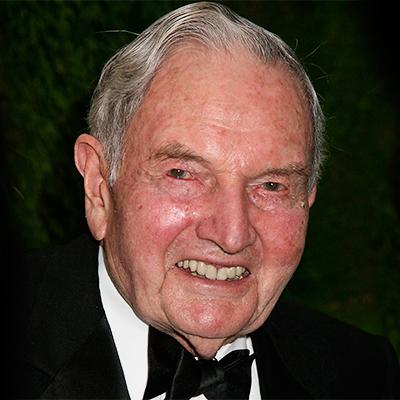 Американский миллиардер Дэвид Рокфеллер скончался в возрасте 101 года