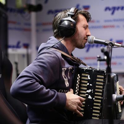Игорь Растеряев в студии